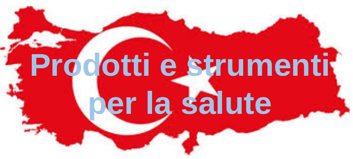 export salute Turchia